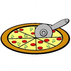 Pizza Mitad Carta y Mitad al Gusto