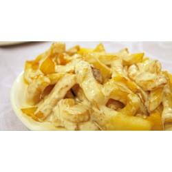Patatas con Roquefort