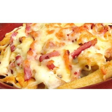 Patatas Bacon